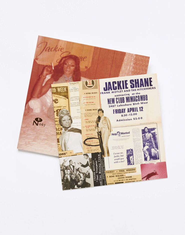 "Jackie Shane ""Any Other Way"""