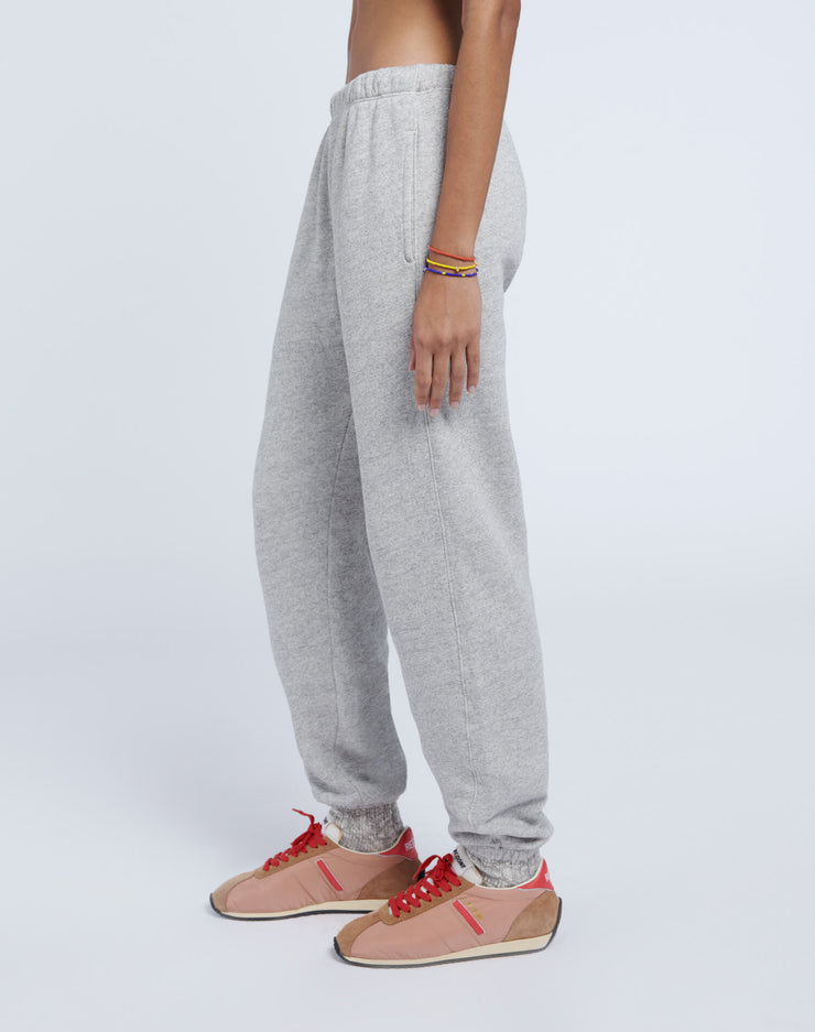 80s Sweatpant - Heather Grey