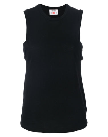 The Muscle Tee - Black