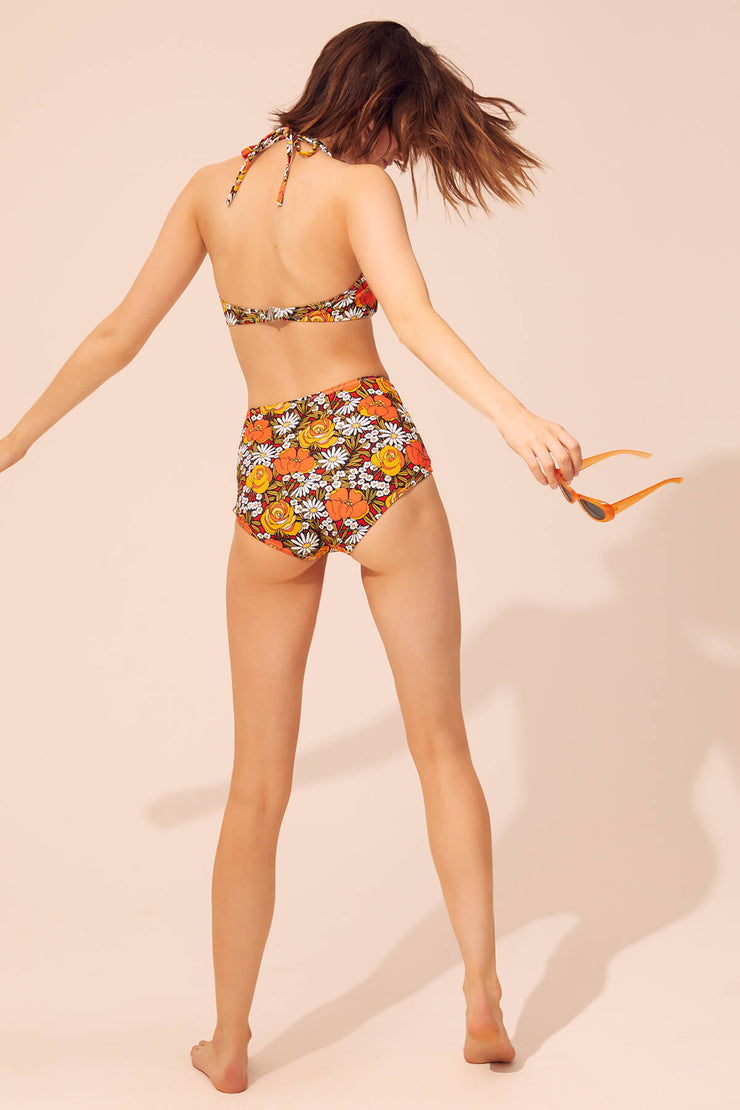 Woodstock Underwire Top - Floral
