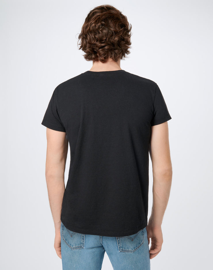 50s Fitted Tee - Black