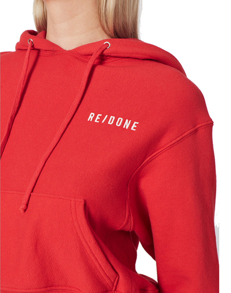 The Hoodie - Red