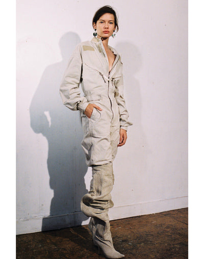Cargo Coverall - Sand