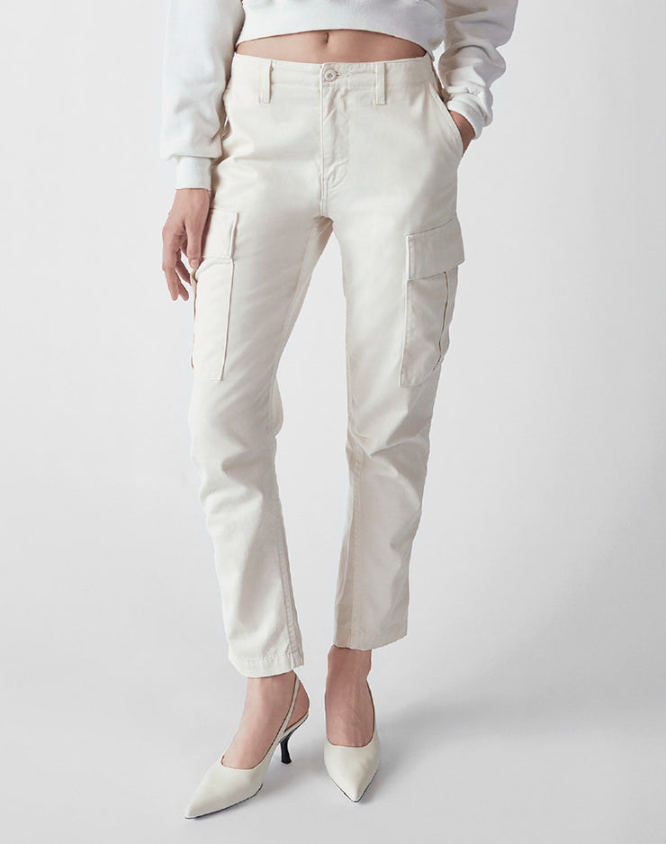 Cargo Pant - Off White