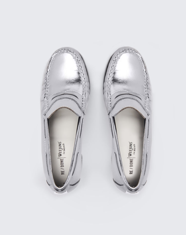 The Winsome - Silver Mirror Metallic