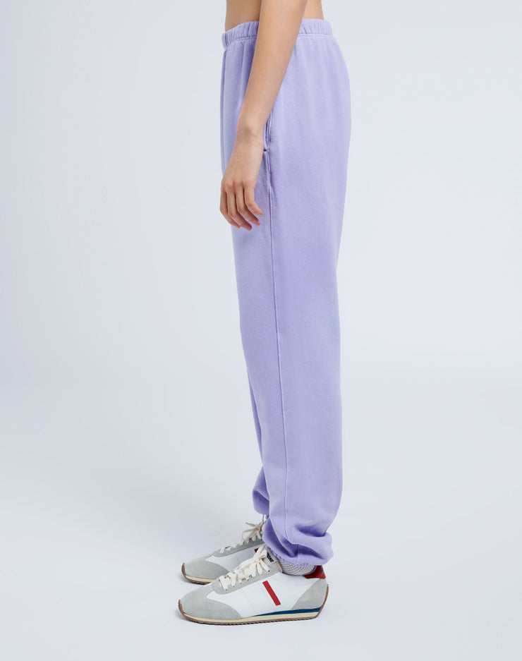 80s Sweatpant - Faded Orchid
