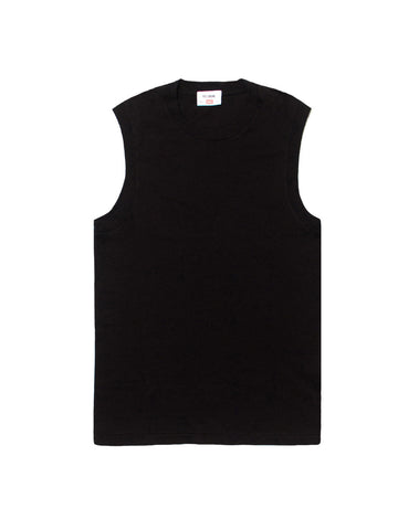 The Muscle Tee - Vintage Black