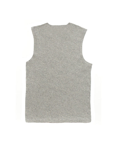 The Muscle Tee - Heather