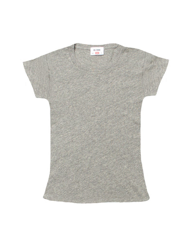 The 1960s Slim Tee - Heather