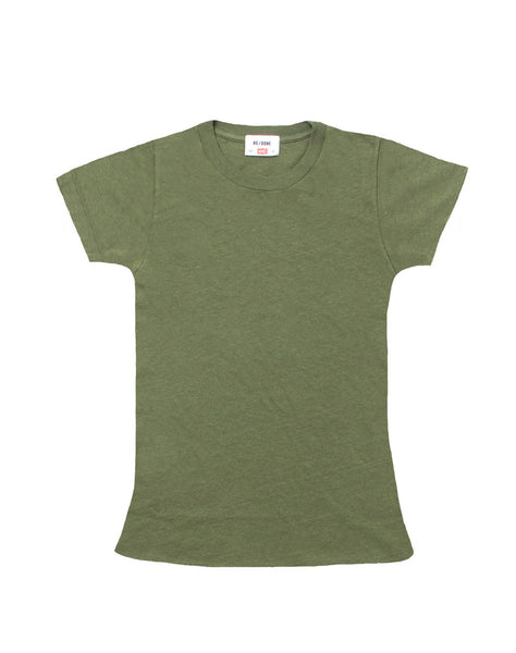 The 1960s Slim Tee - Jungle