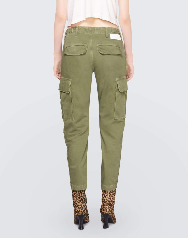 Cargo Pant | Army Green | 324-6WCPG | 4