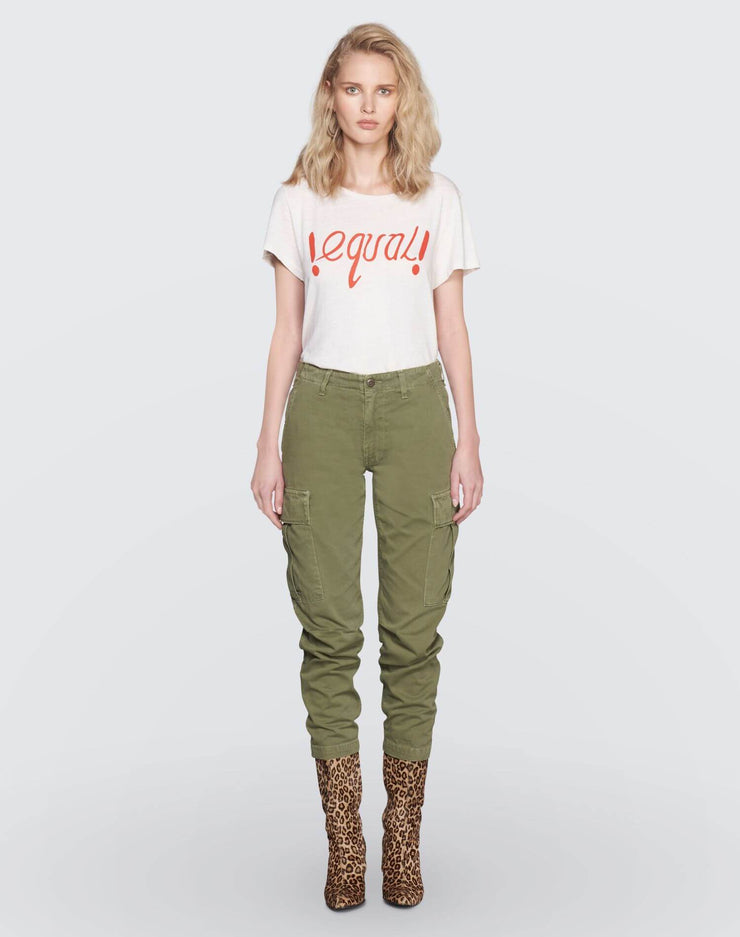 Cargo Pant | Army Green | 324-6WCPG | 2