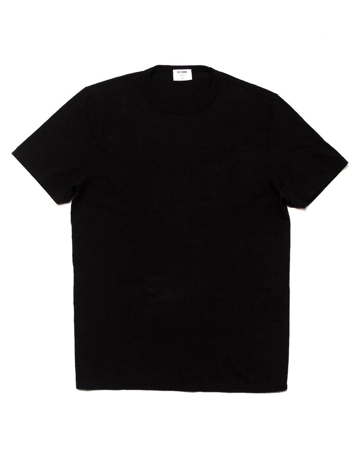 Men's Slim Tee - Black