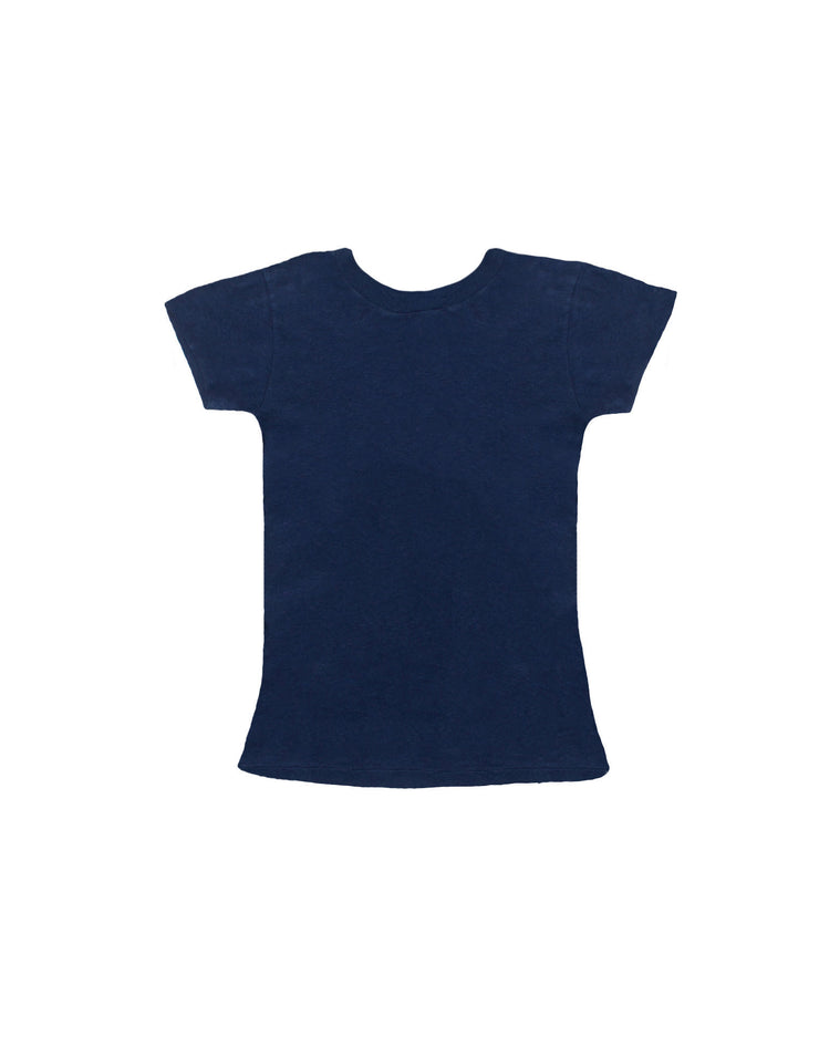 The 1960s Slim Tee - Royal