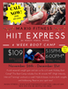 Holiday HIIT Express - 4 Week Fitness Boot Camp