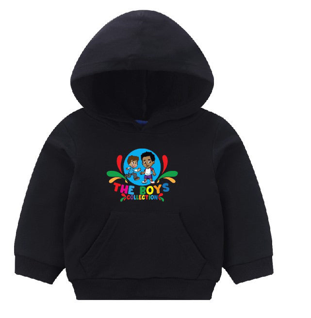 The Boys Co Logo Hoodie