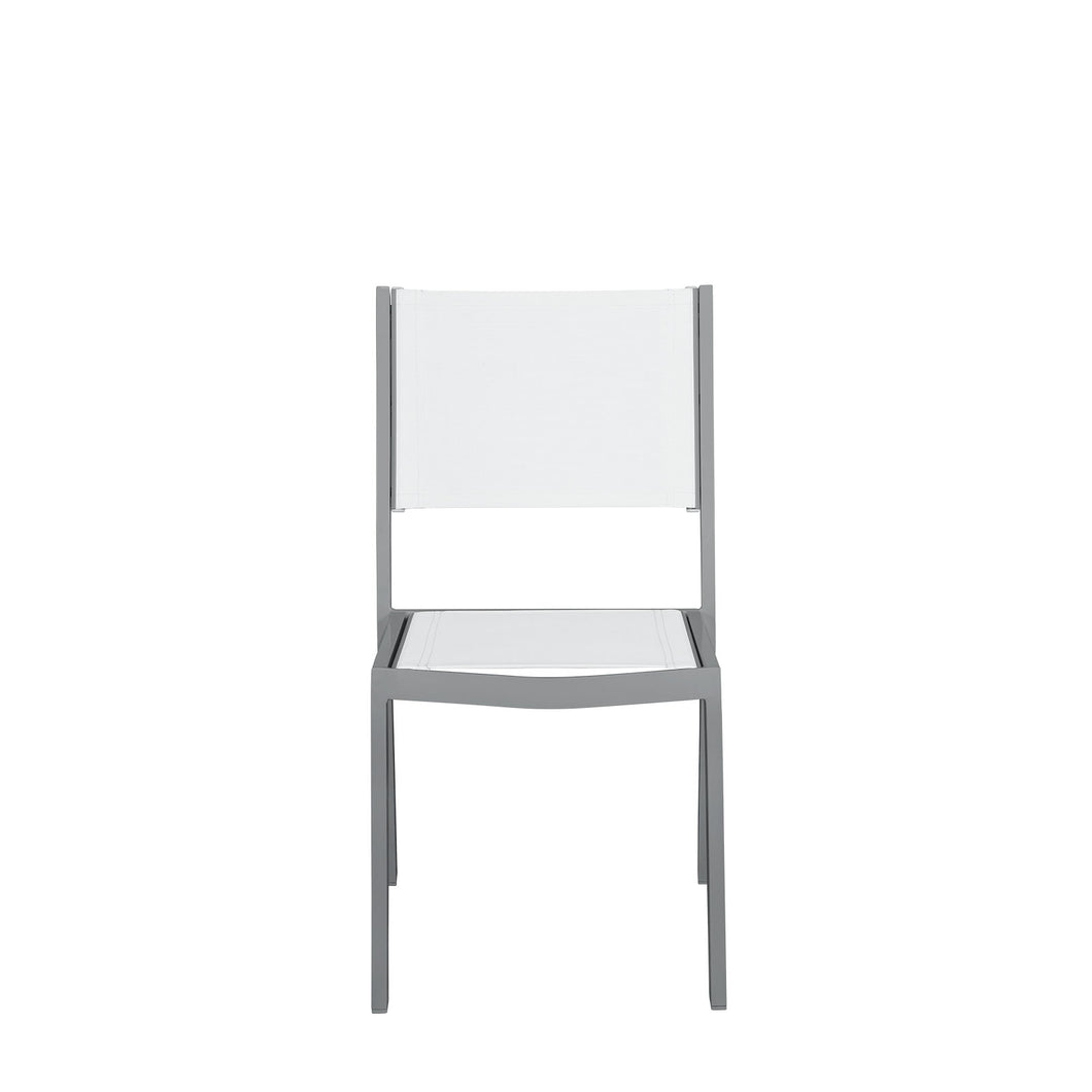 Fusion Dining Side Armless Chair