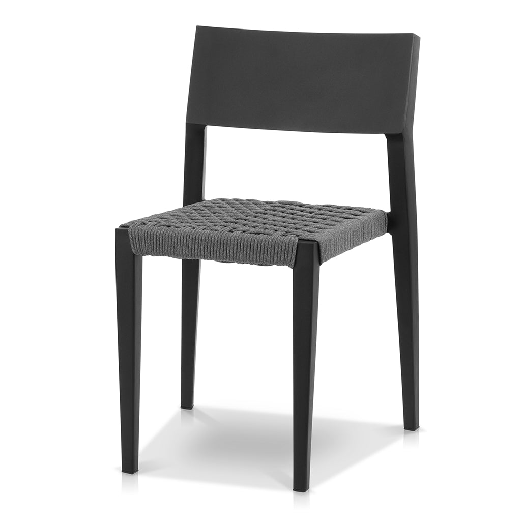 Belmont Dining Side Rope Chair
