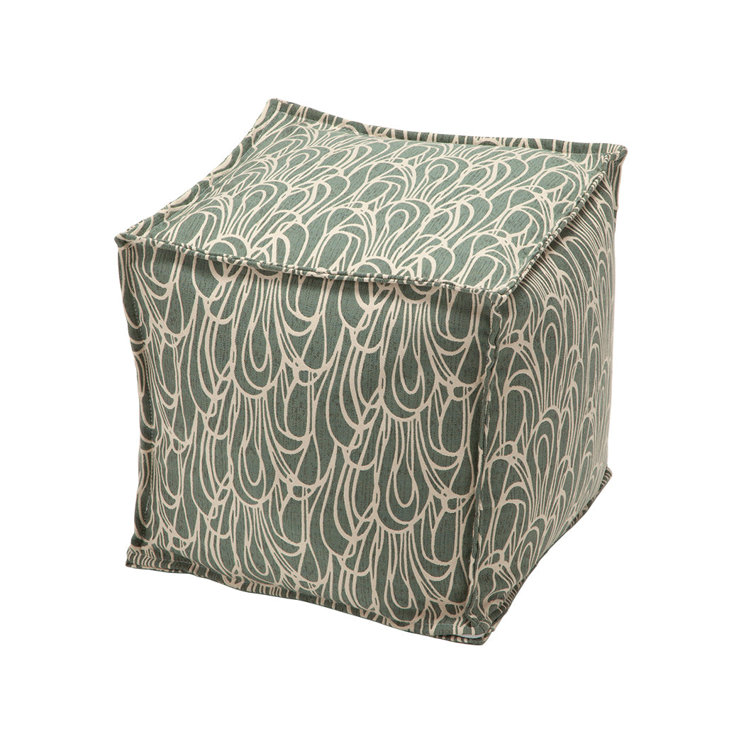 Casbah Small Pouf (Square) - 18