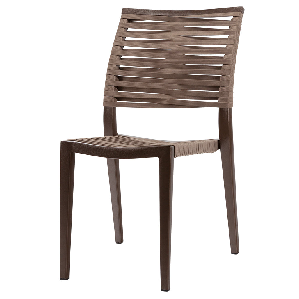 Chloe Rope Dining Side Chair