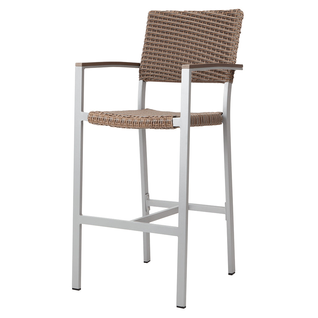 Fiji Duraweave Bar Arm Chair