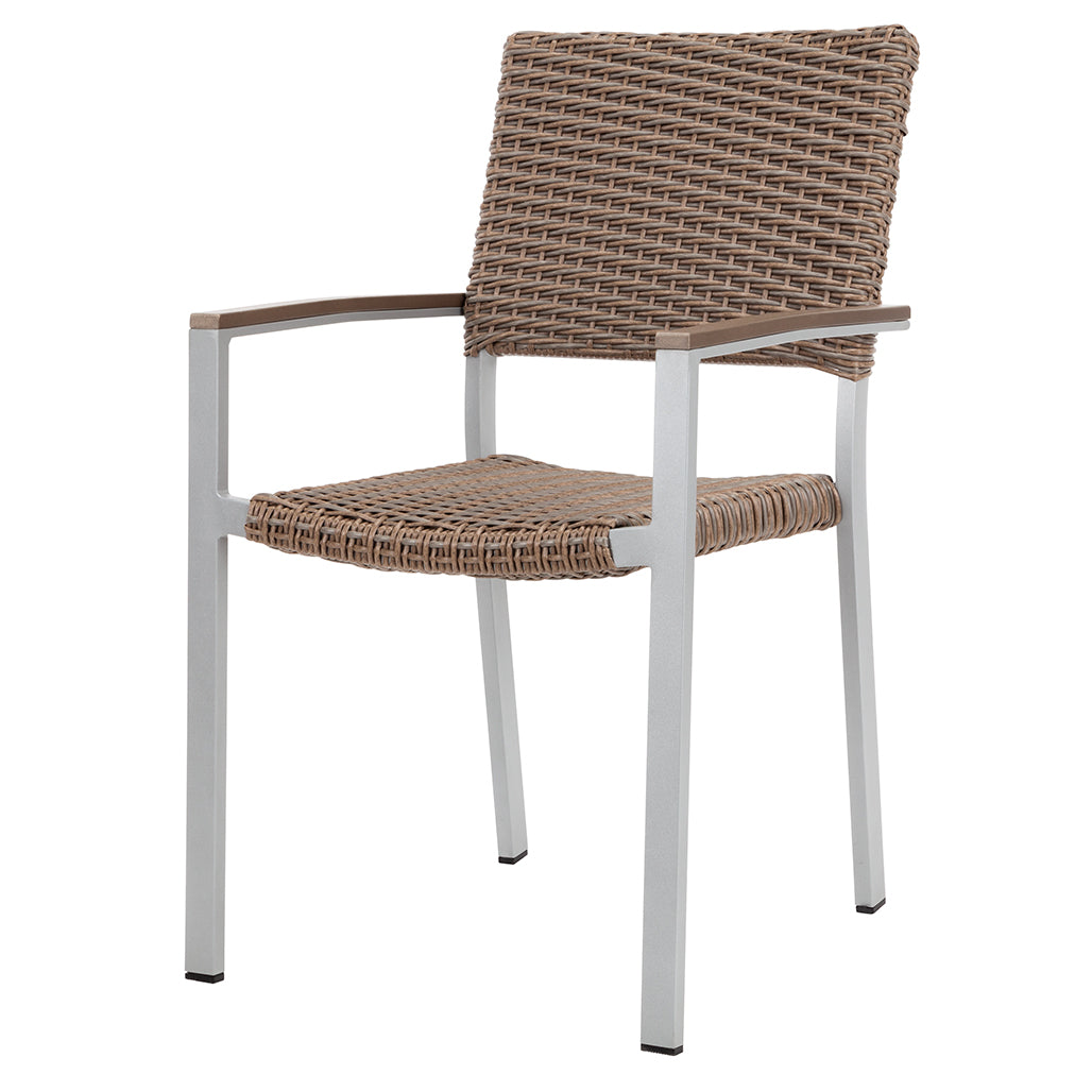 Fiji Duraweave Dining Arm Chair