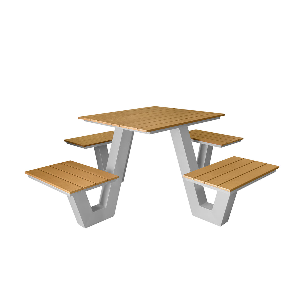 Vienna Picnic Table (Square)