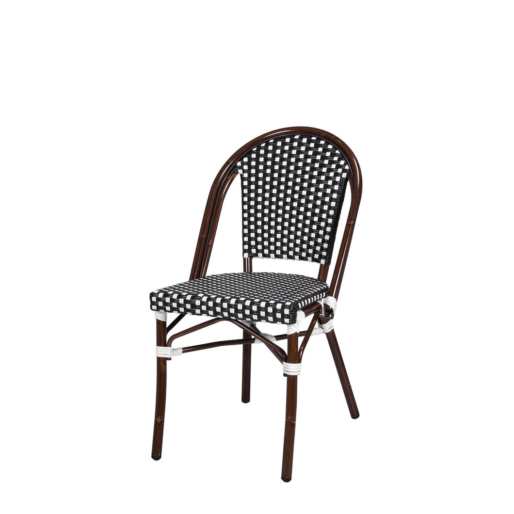 Paris Dining Side Armless Chair