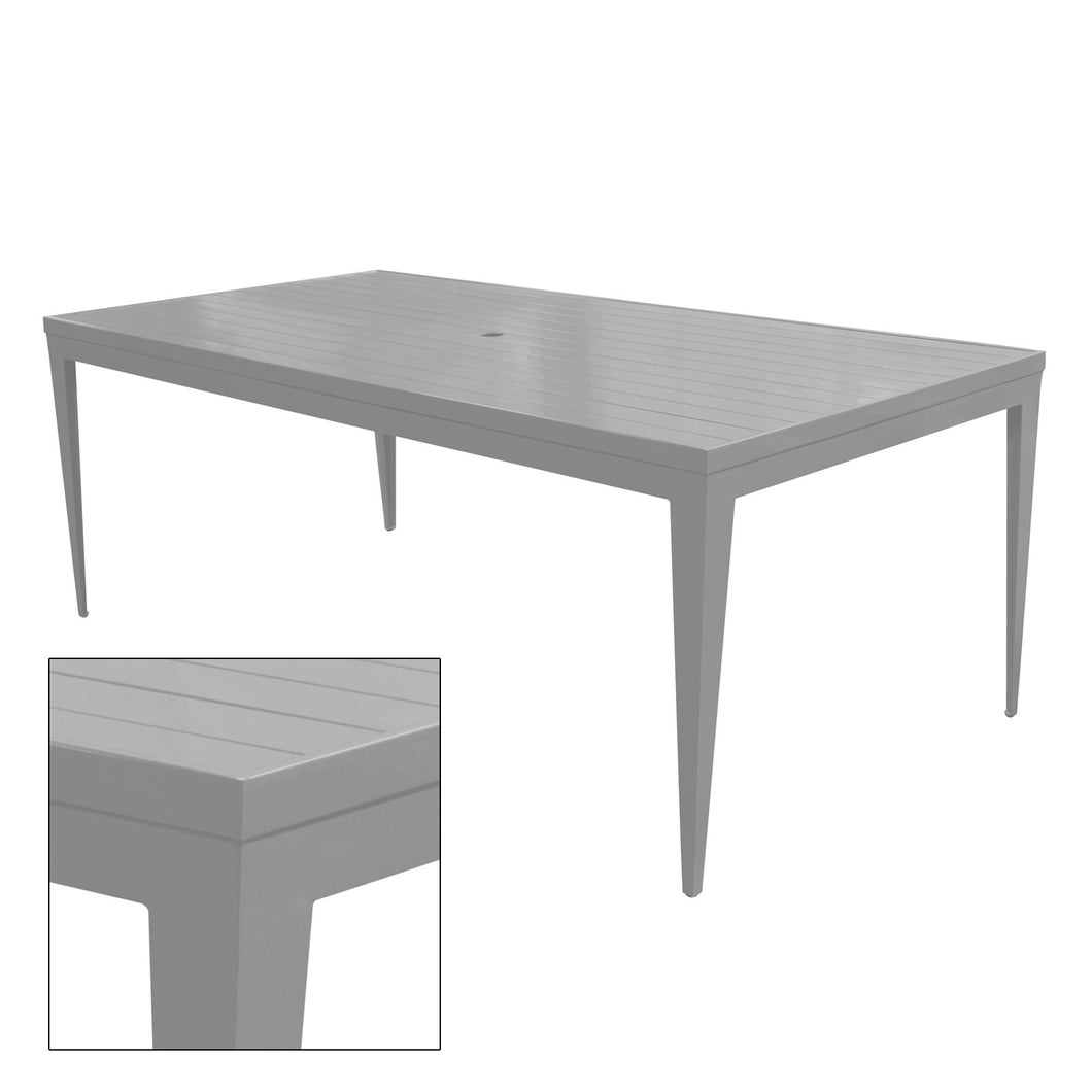 South Beach Rectangular Dining Table 96