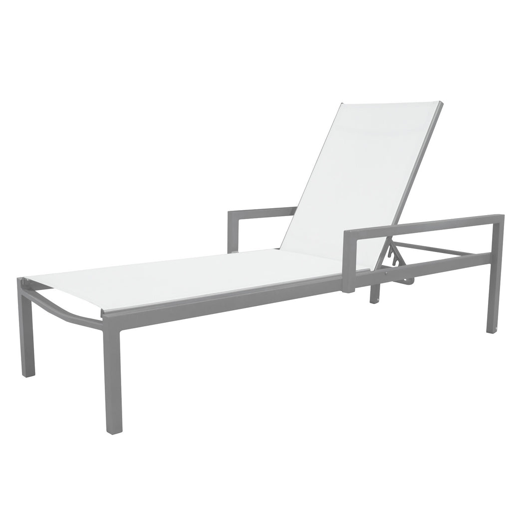 Fusion Chaise with Arms