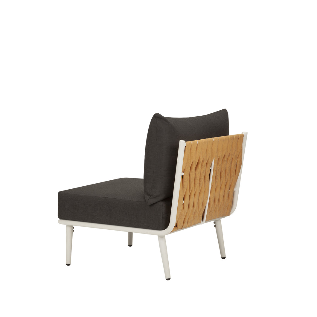 Aria Armless Lounge Chair