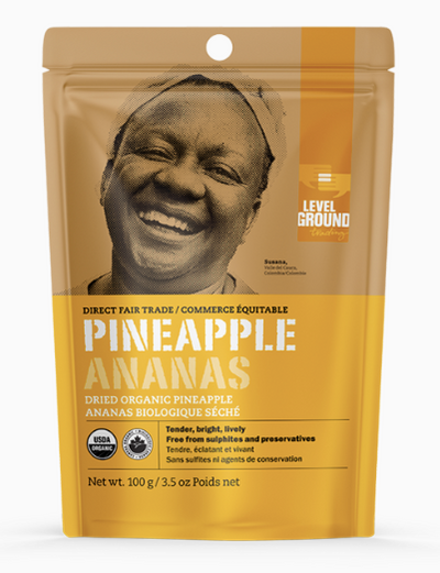 Dried Pineapple