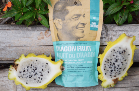 Dried Dragonfruit