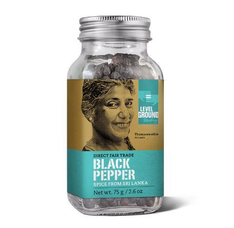 Black Pepper (Whole)