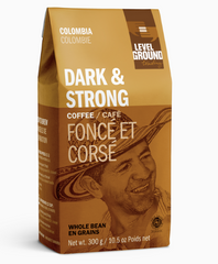 Columbia Dark Coffee