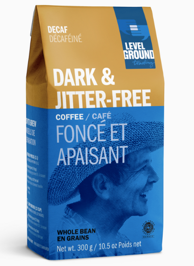Decaf Dark Coffee