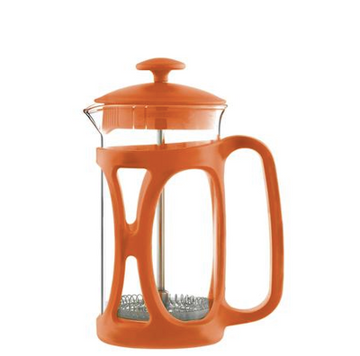 Orange French Press