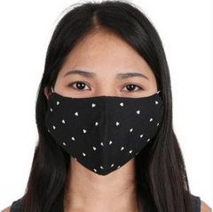 Linen Face Mask (Grey)