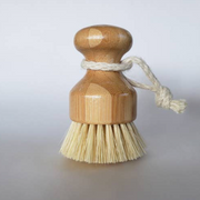 Bamboo & Coconut Kitchen Scrub Brush