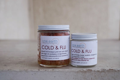 Breathe & Cold & Flu Pack (New & Improved Formula)