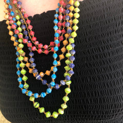 Punchy Colour Necklace
