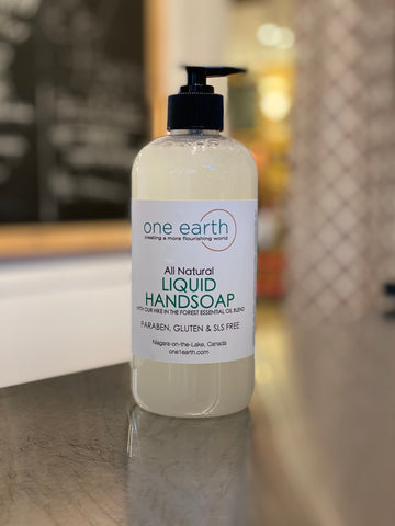 NEW - Hand Wash - Hike in the Woods