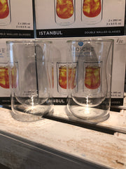 Double Walled Glasses