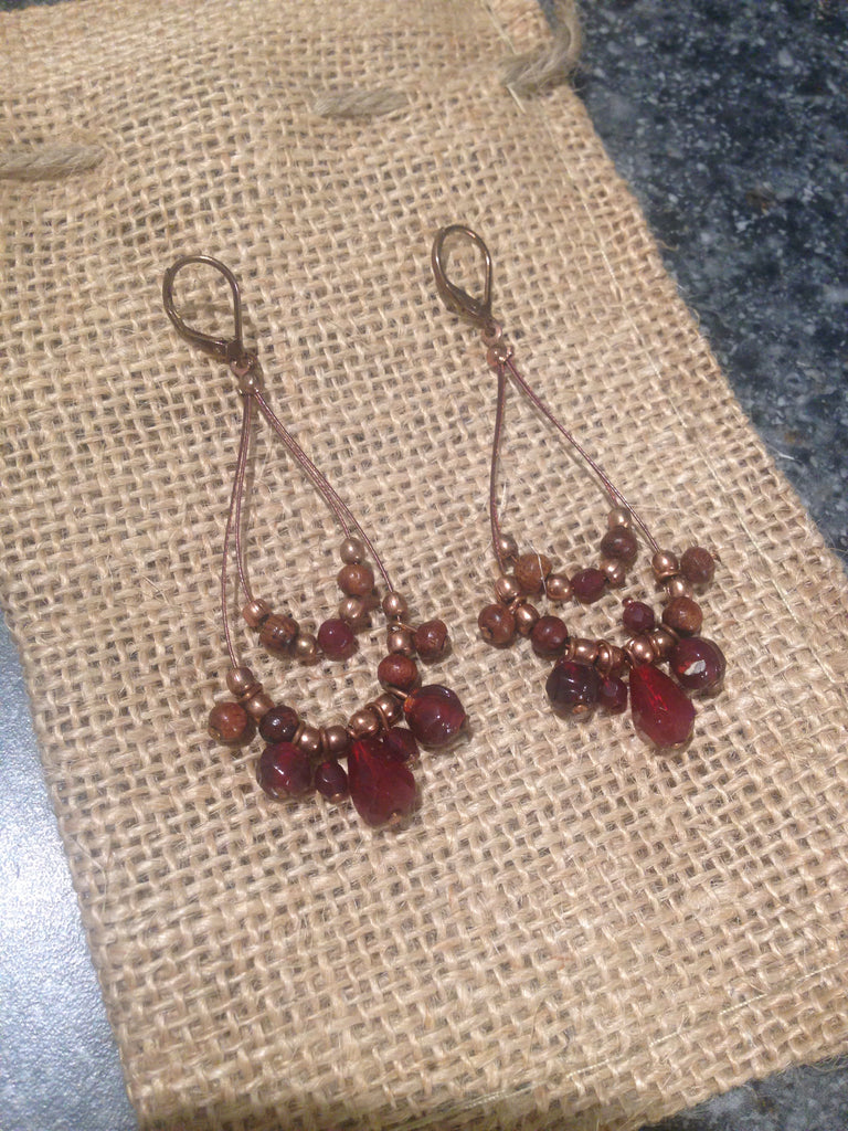 Laela Earrings