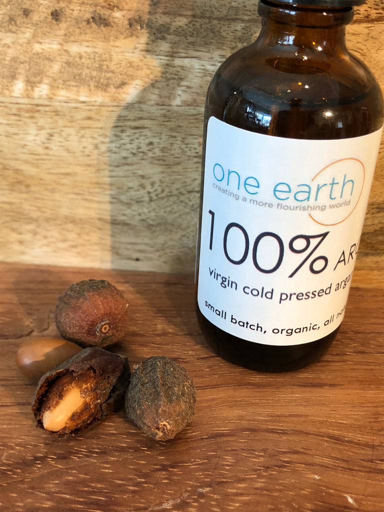 100% Argan Oil