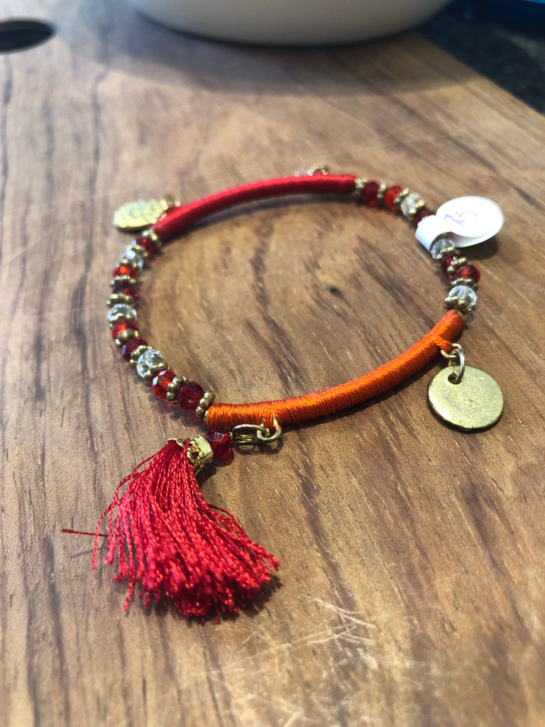 India Friendship Bracelet