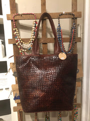 Casablanca Bag in Cognac