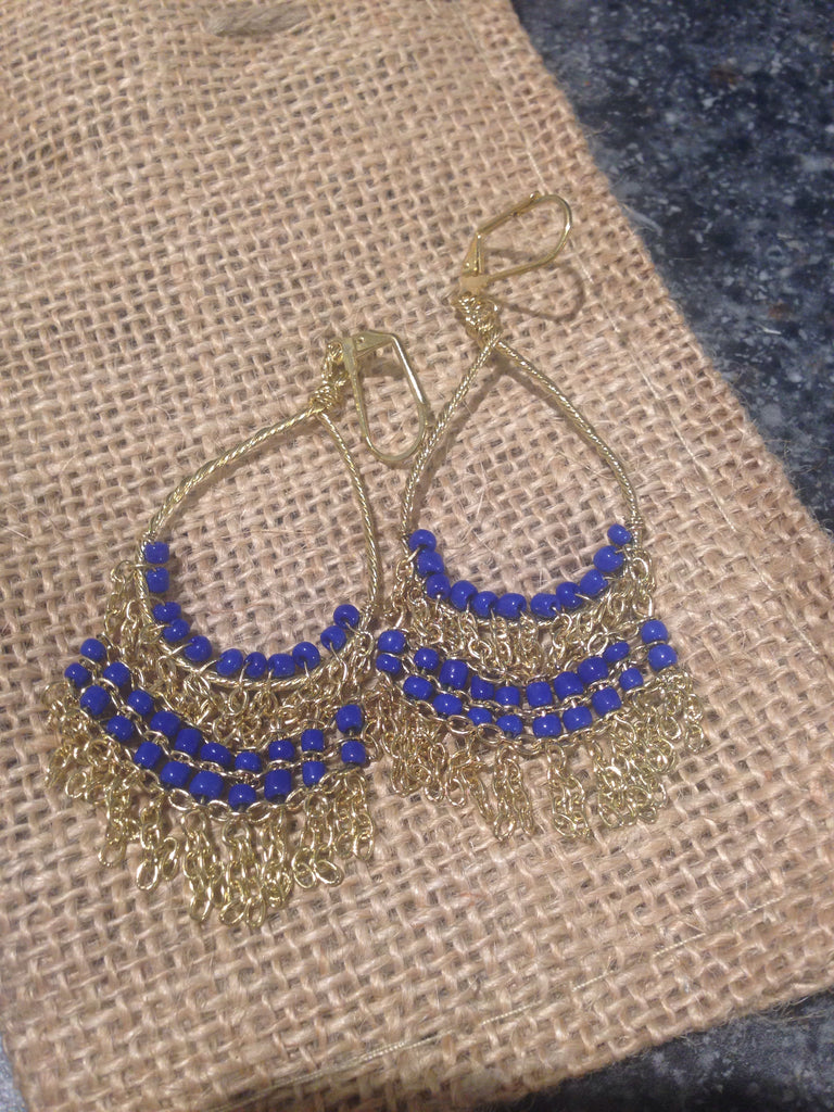 Brusha Earrings