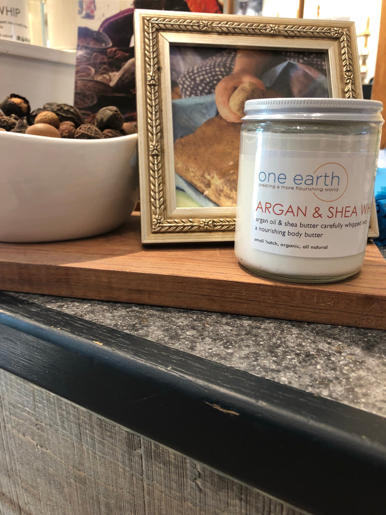 Shea & Argan Oil Body Butter