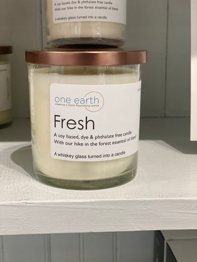 Fresh Soy Candle (Hike in the Forest)